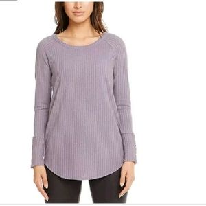 Chaser Waffle Long Sleeve Thermal Tunic